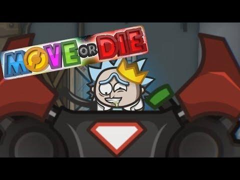 Move Or Die! One Rule...Move Or...Die!