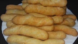 Biscoito de polvilho frito em 5 minutos na panela de pressão