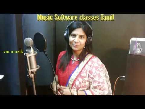 How to learn Music software   Tamil   Simple Way   Vyeshuva Maalyk   VM Muzik