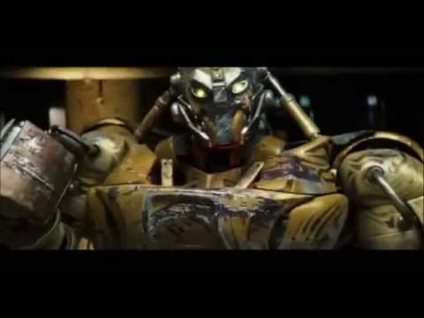 Real Steel Timbaland - Give it a Go