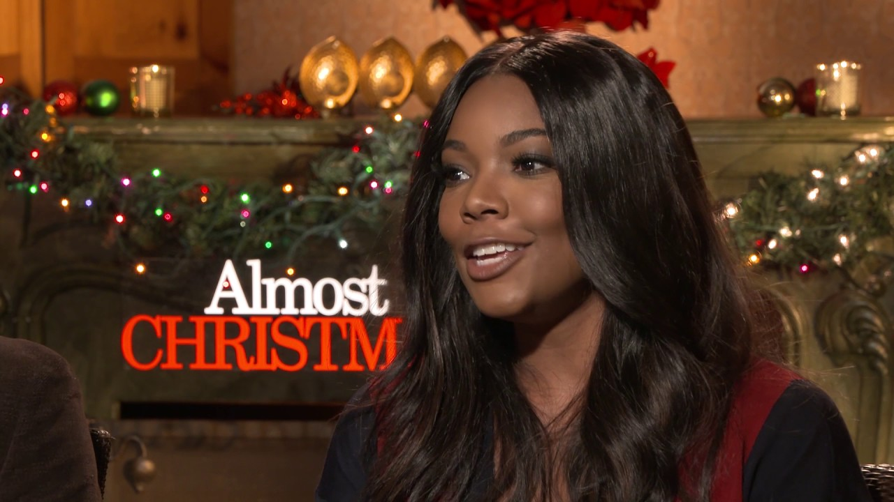 Almost Christmas Gabrielle Union.Almost Christmas Backstage With Gabrielle Union Omar Epps