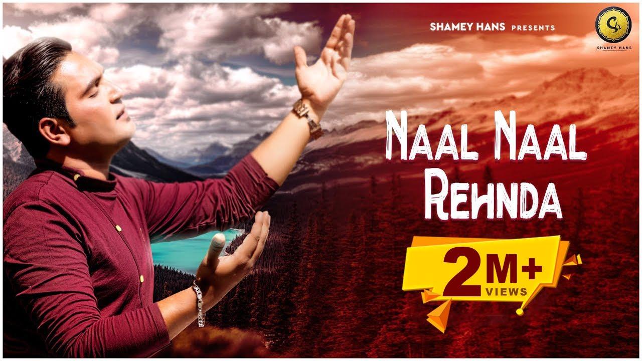Download Naal Naal Rehnda Yeshu   Full Video   Shamey Hans   New Masih Song 2019