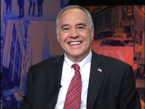 City Talk: Thomas P. DiNapoli, New York State Comptroller
