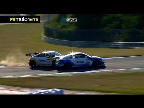 Audi Sport TT Cup: Brace of wins for Lappalainen at the Nürburgring by PRMotor TV Channel