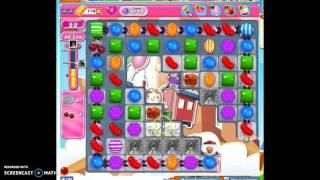 Candy Crush Level 1711 help w/audio tips, hints, tricks