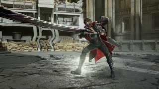 Code Vein - Great Sword Weapon Trailer