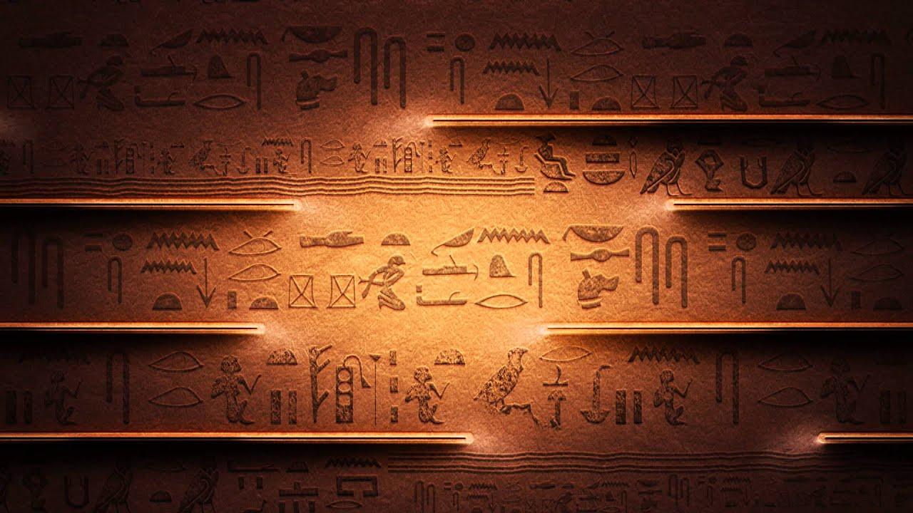 фото иероглифы египетские
