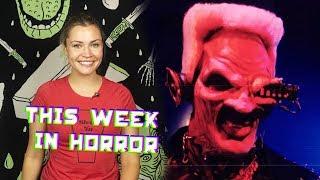 Horror Headlines for November 5, 2018- Will Smith, Heather Langenkamp, Leprechaun Returns