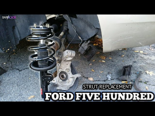 Rear Right Strut for 2005-2007 Ford Five Hundred