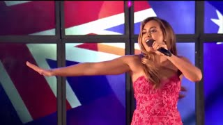 Jessica Mauboy - Sea Of Flags (Live From Glasgow 2014 Commonwealth Games / GC2018 Hand-over)