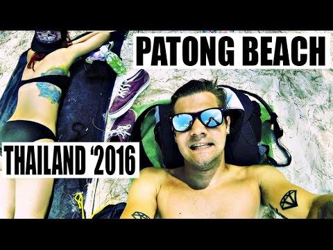 Патонг Бич (Пхукет, Таиланд) 2016 | Patong Beach (Phuket Thailand) | NOMERCY RADIO