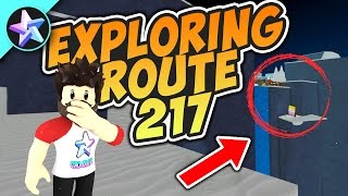 GLITCHING INTO ROUTE 217! - Pokemon Brick Bronze
