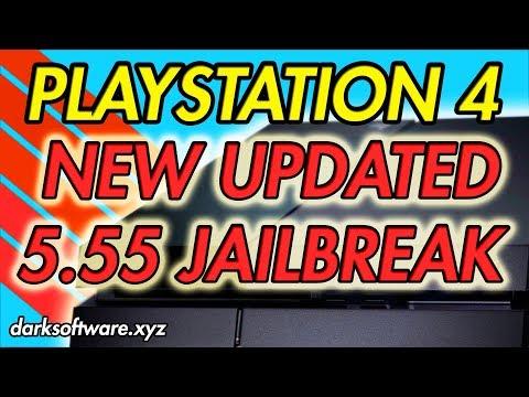 PS4 5.55 Jailbreak Update Information