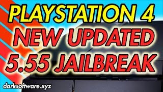 PS4 5.55 Jailbreak Update Information