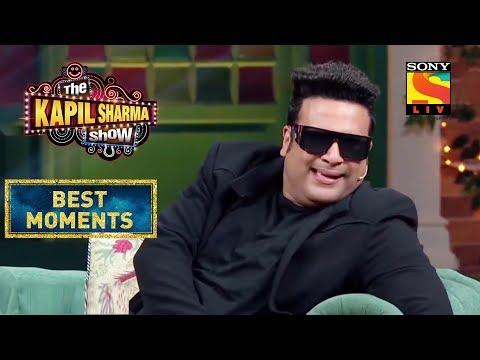 Krushna - The Rising Celebrity | The Kapil Sharma Show Season 2 | Best Moments