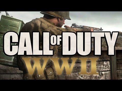 CALL OF DUTY: WW2 LEAKED TRAILER