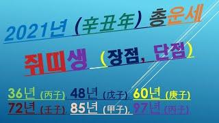 2021년,쥐띠생,총운세,금전운,애정운,사업운, 010/4258/8864