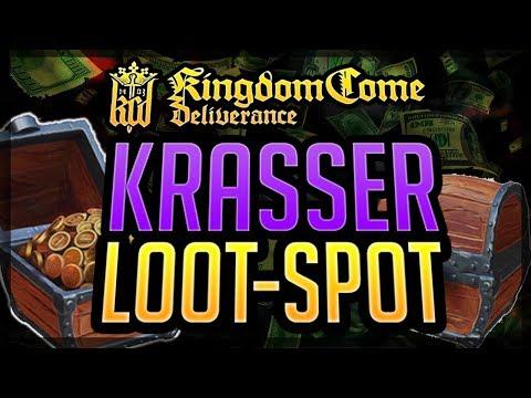 Krasser LOOT SPOT - Gratis Schilde und Waffen - Kingdom Come: Deliverance