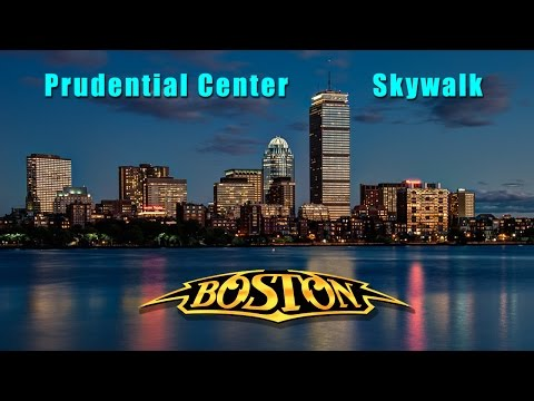 Skywalk Observatory/Prudential Center/Boston, Ma