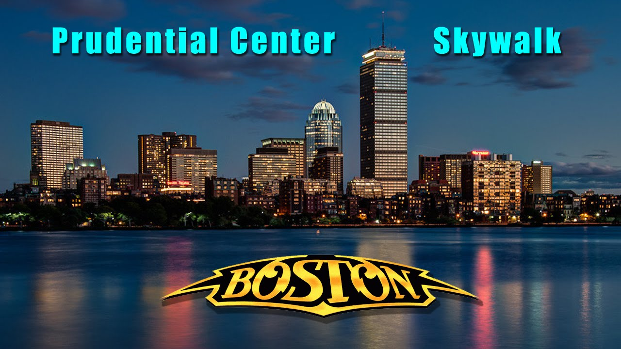 Skywalk ObservatoryPrudential CenterBoston Ma YouTube - Prudential center boston apartments