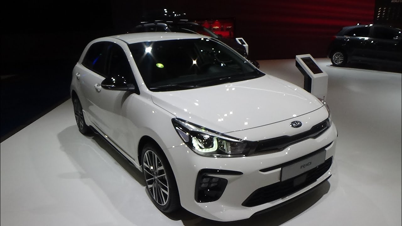 2020 KIA Rio GT-Line 1.0T 100 ISG - Exterior and Interior - Auto Show Brussels 2020