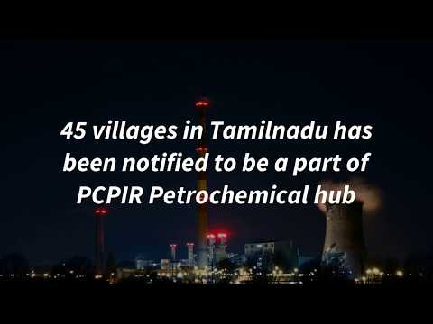 PCPIR PetroChemical Project is NOT Environment Friendly
