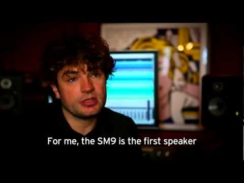 Fab Dupont / Flux Studios talking about the FOCAL SM9 studio monitors