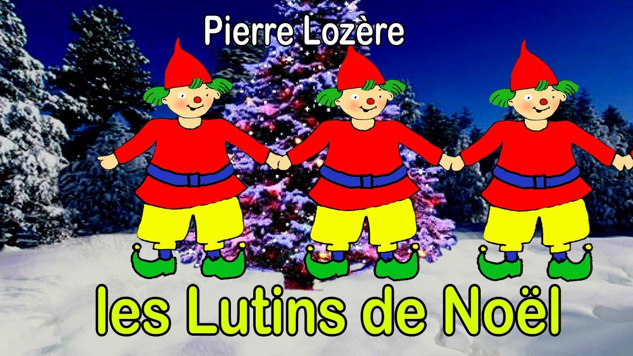Les Lutins De Noël Par Pierre Lozère