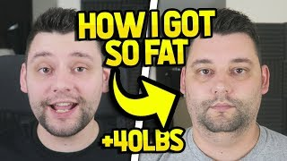 The REAL Reason Why I've Got So FAT!! - Diagnosed with Ulcerative Colitis