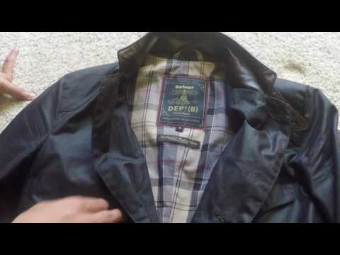 Barbour Commander Dept. B Jacket In-Depth Review Longterm WA