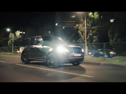 Range Rover в комплектации «Унизить всех».Anton Avtoman.