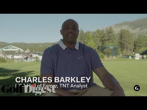 If You Ordered a Charles Barkley at a Bar, What Would You Get?   Golf Digest