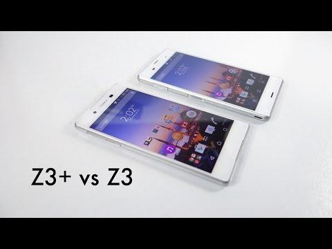 Sony Xperia Z3+ vs Z3 - Is Z3+ Worth it Over Z3?