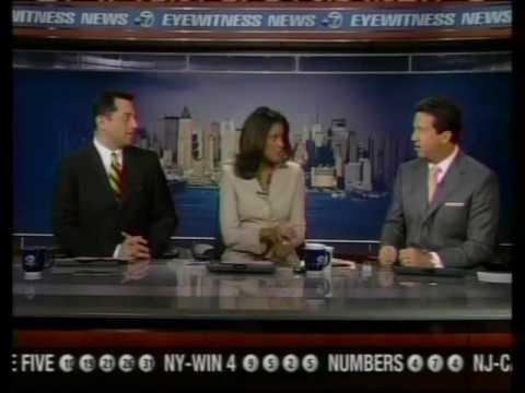 "WABC News on ""I RED CROSS NY"" Ball and Volunteering"