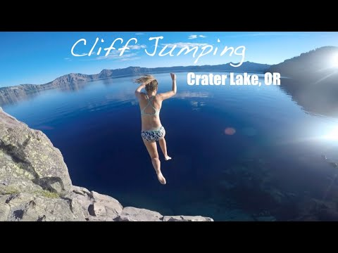 GoPro: Cliff Jumping, Crater Lake