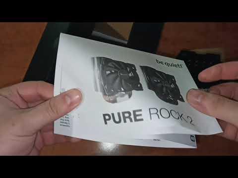 Кулер be quiet! Pure Rock 2 (BK006)