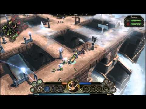 Demigod Gameplay PC HD