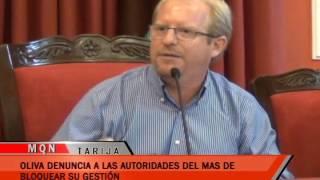 OLIVA DENUNCIA A LAS AUTORIDADES DEL MAS DE BLOQUEAR SU GESTIÓN