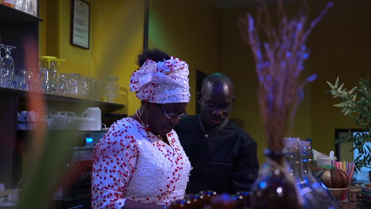 Restaurant Au Pays Mandingue Angers Youtube