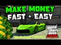 BEST WAY OF MAKING MONEY ON GTA ONLINE