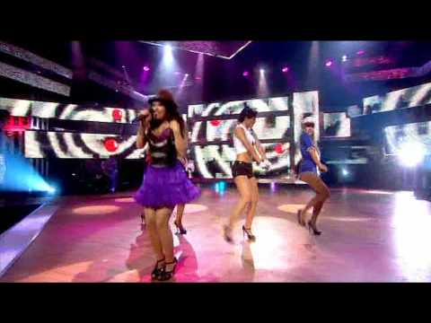 The Saturdays - Just Can't Get Enough (Lets Dance for Comic Relief - 21st February 2009)