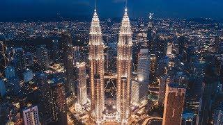 Petronas Twin Towers (Phantom 4 Pro) | Kuala Lumpur, Malaysia