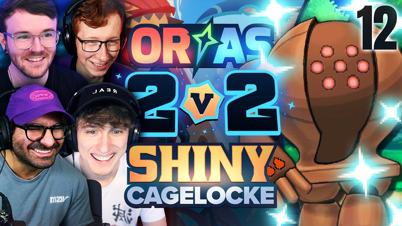 Download We're Sorry. • Pokemon ORAS 2v2 Shiny Cagelocke • EP12