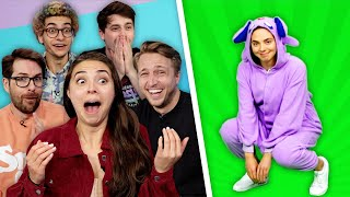 Try Not To Laugh Challenge #77 - Green Screen Edition!