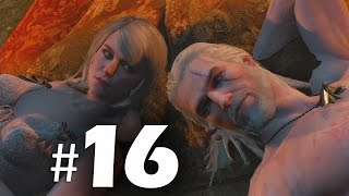 The Witcher 3 Wild Hunt Part 16 - Keira Splash - Gameplay Walkthrough PS4