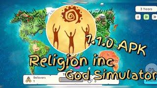 แจกเกม Religion inc. God Simulator & Sandbox World Create v1.1.0   APK screenshot 5