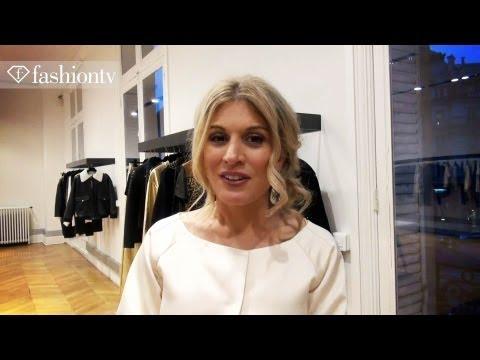 Paris Fashion Week Fall/Winter 2013-14: Highlights Hosted by Hofit Golan   FashionTV