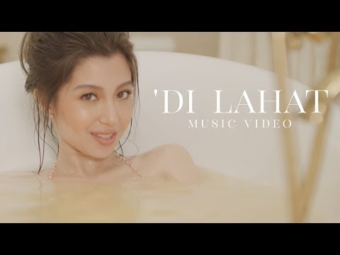 Di Lahat - Donnalyn Bartolome OFFICIAL MUSIC VIDEO (w/ English Subs CC)