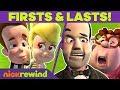 Jimmy Neutron Firsts & Lasts ☝ | Nickrewind