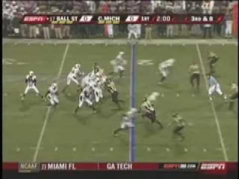 2008 Ball State Vs. CMU